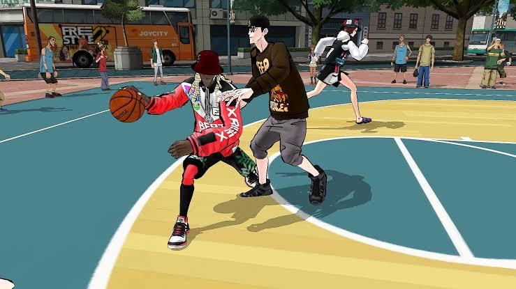 Sport Game รีวิวเกม FreeStyle Street Basketball