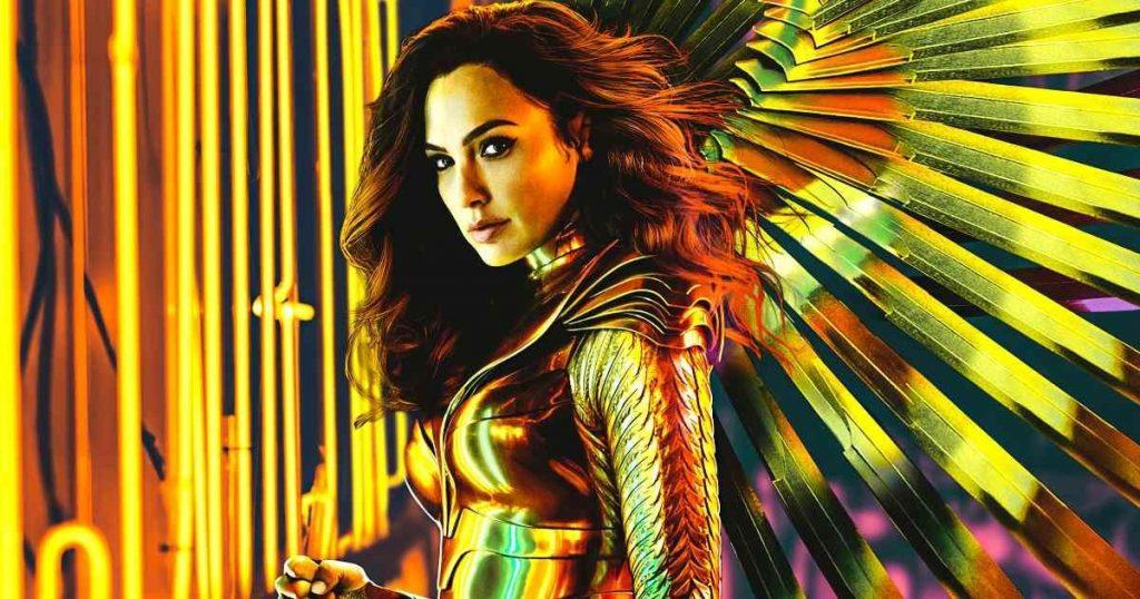 หนังแอ็คชั่น Wonder Woman